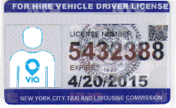 Driver Document Submission - NYC DWV